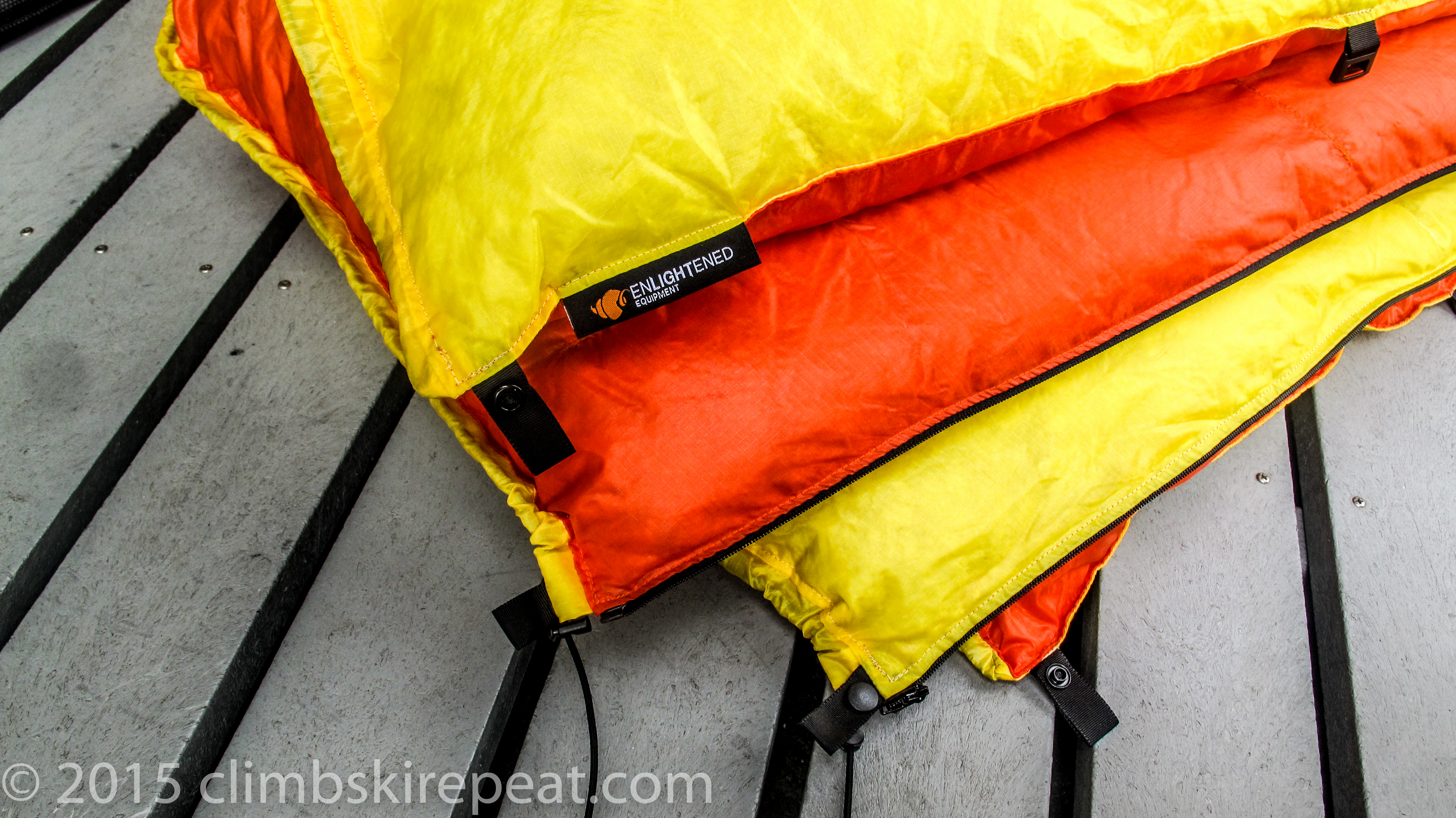 Enlightened Equipment Down Quilt